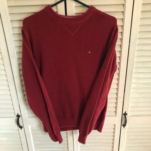Men's Tommy Hilfiger CrewNeck Sweater Size Medium